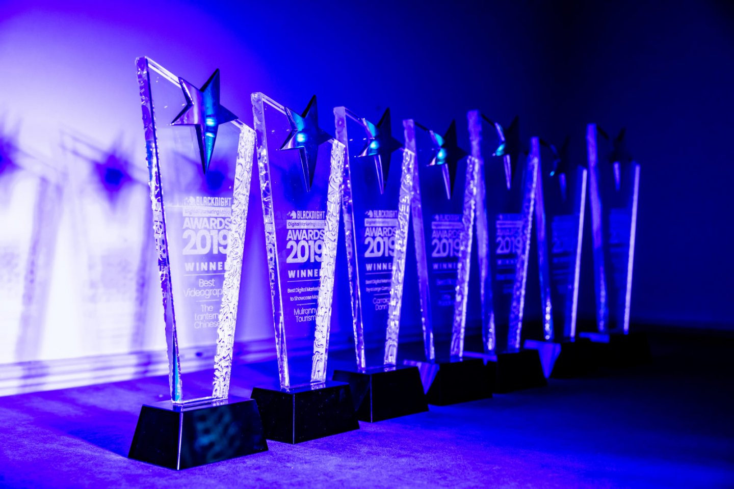 Recap: Blacknight Digital Marketing Mayo Awards 2019